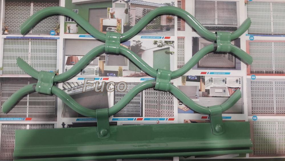 Cửa cuốn lưới mắt võng sơn tĩnh điện giá bán 1,000,000 đ