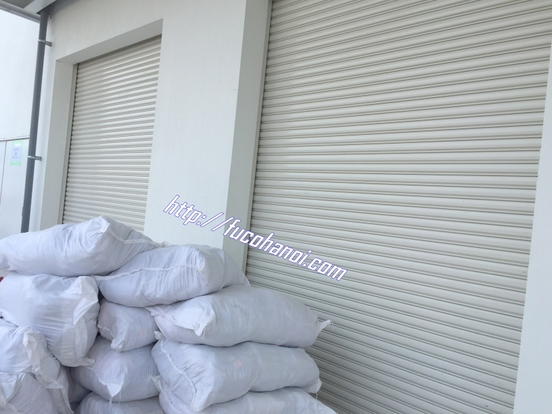 Cửa cuốn Đài Loan, cửa cuốn nhà xưởng được sản xuất và lắp đặt bởi Fuco. Liên hệ Fuco để biết về lắp cửa cuốn nhà xưởng Fuco