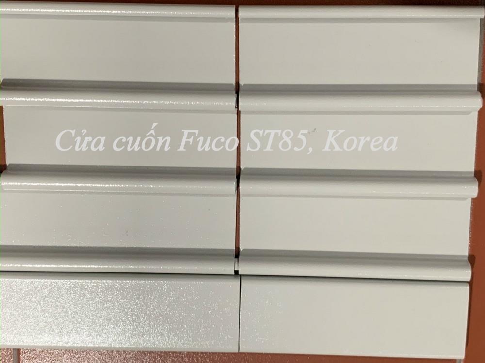 Cửa cuốn nhà xưởng công nghệ Korea